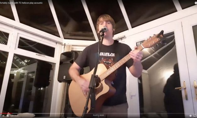 Comfortably Numb – Cover Version