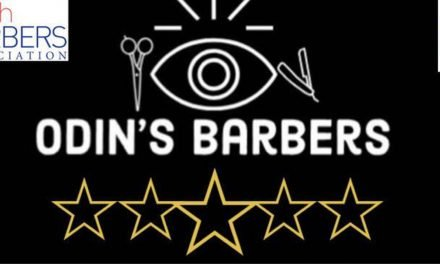 Odins Barbers Are open