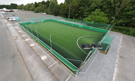3G Pitch is open