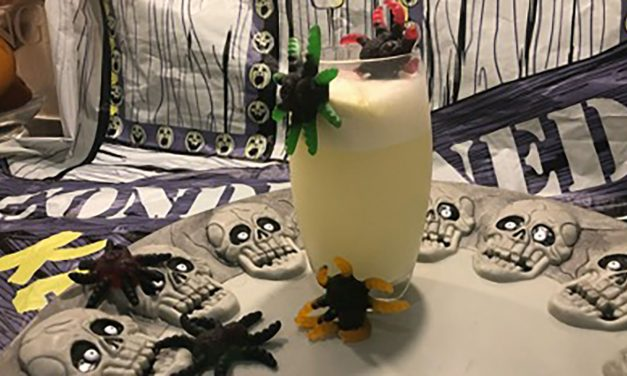 Alcohol-free Spooktails