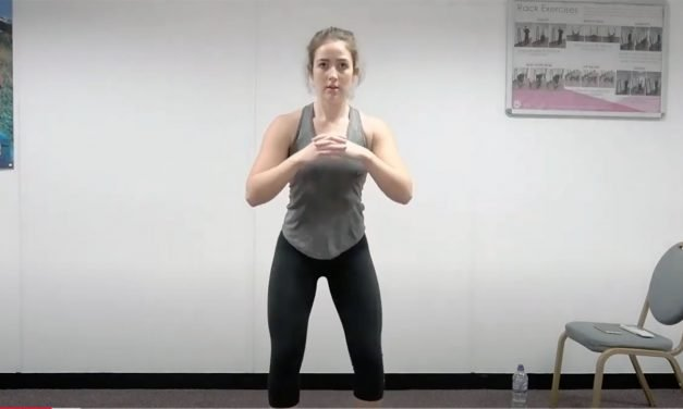 HIIT Routine with Amy
